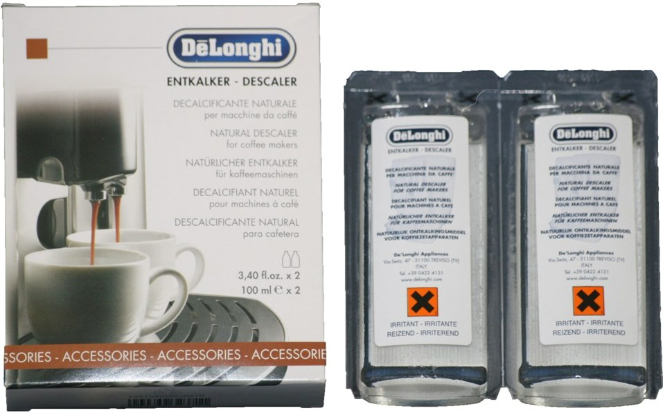Delonghi Coffee Maker Cleaning Instructions : Delonghi Descaler Manual - minderupload