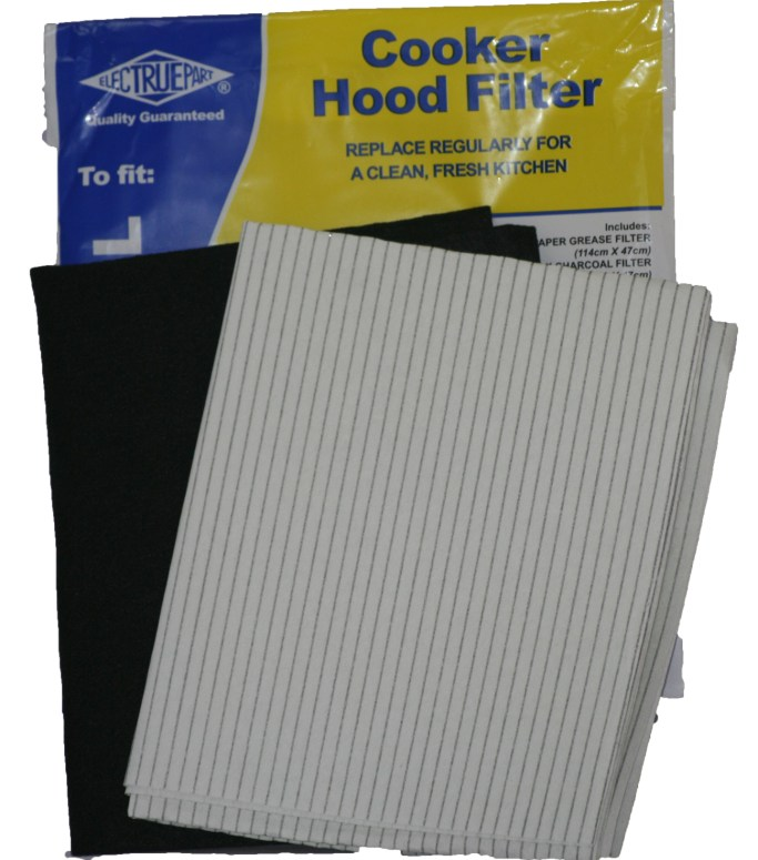 Kitchen Hood Filters ~ Cooker hood filter grease charcoal kit cookerhood