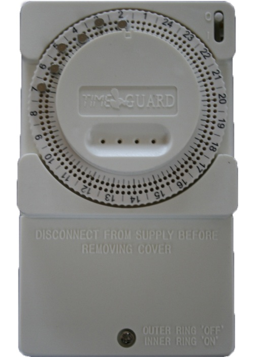 Timeguard Immersion Heater Timer Switch Ts900b Time Clock