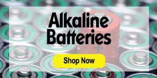 alkaline batteries promo: links to alkaline batteries category